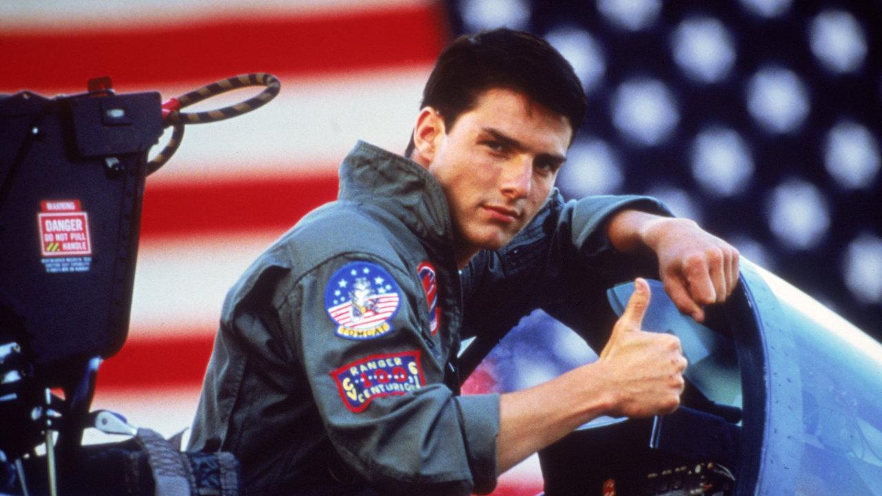 Maverick (Tom Cruise) - Top Gun