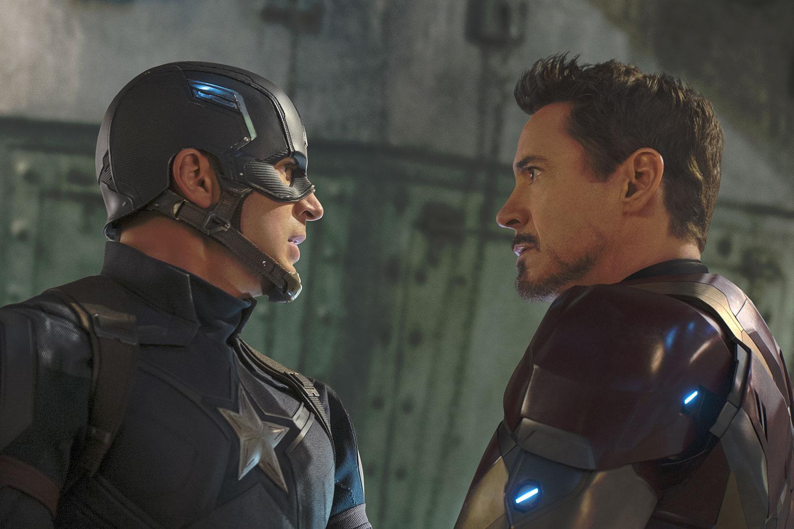 Captain America : Civil War