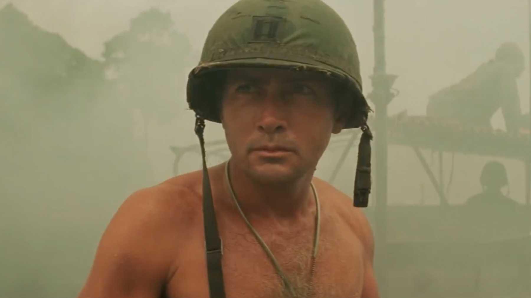 Capitaine Willard (Martin Sheen)