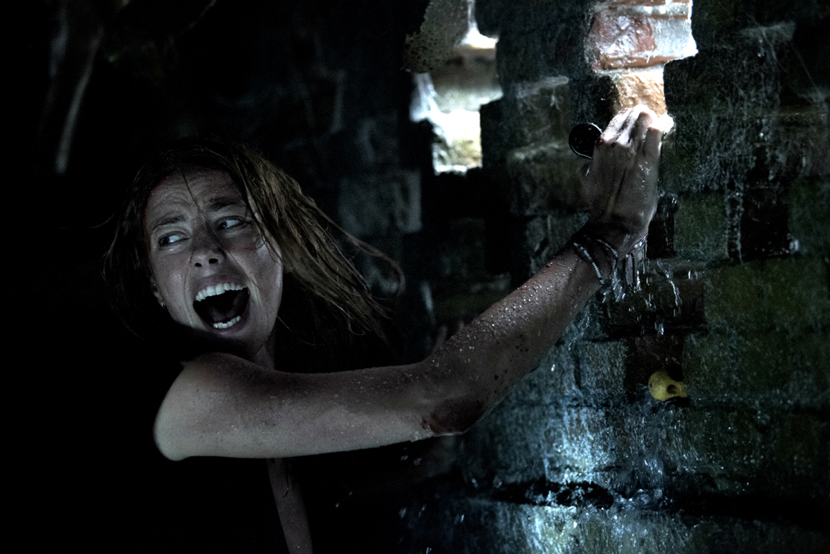 Haley Keller (Kaya Scodelario) - Crawl