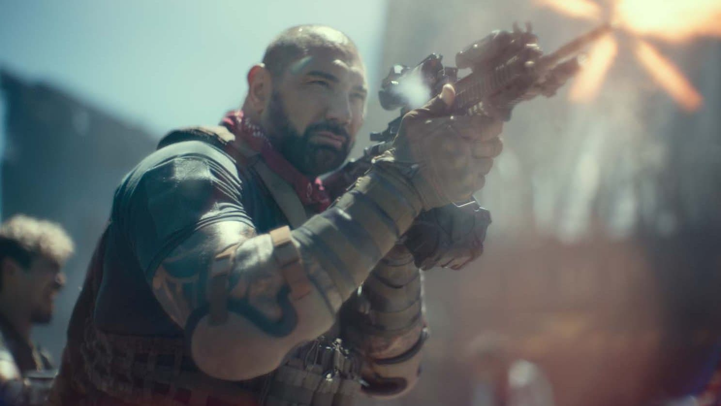 Scott Ward (Dave Bautista) - Army of the Dead