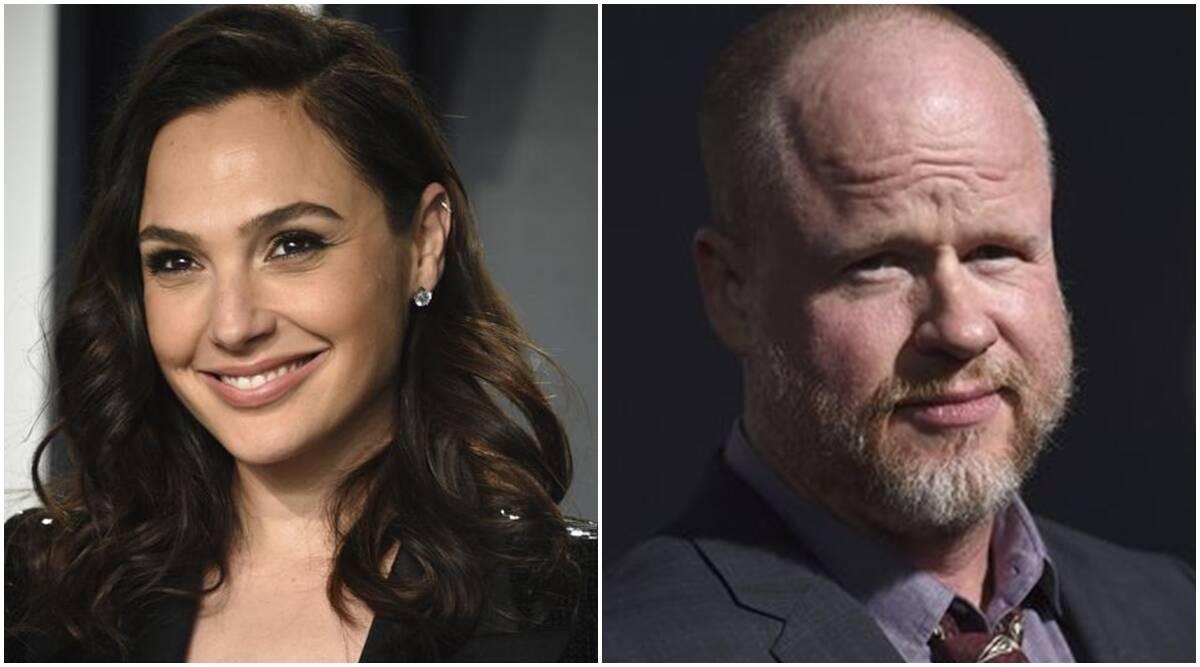 Gal Gadot et Joss Whedon