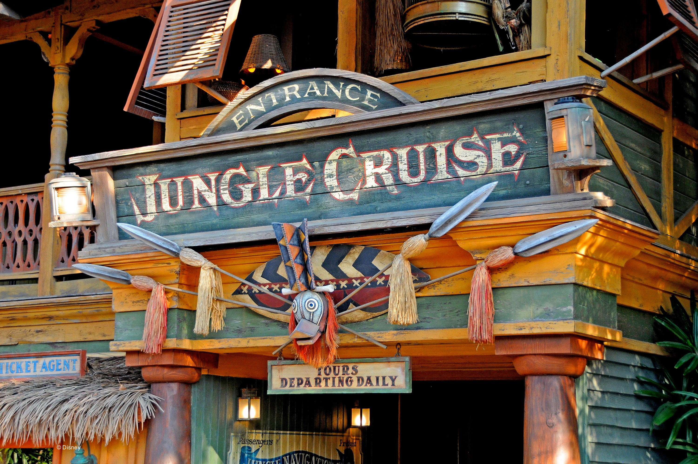 Jungle River, l'attraction de Disney au Japon