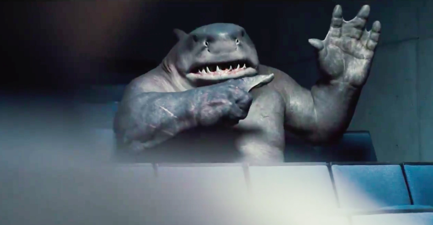King Shark (Sylvester Stallone) - The Suicide Squad