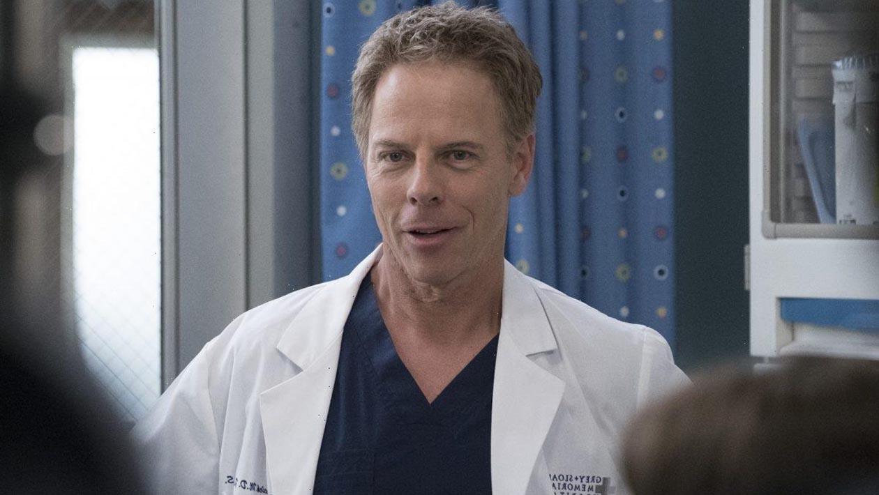Greg Germann (Tom Koracick) - Grey's Anatomy