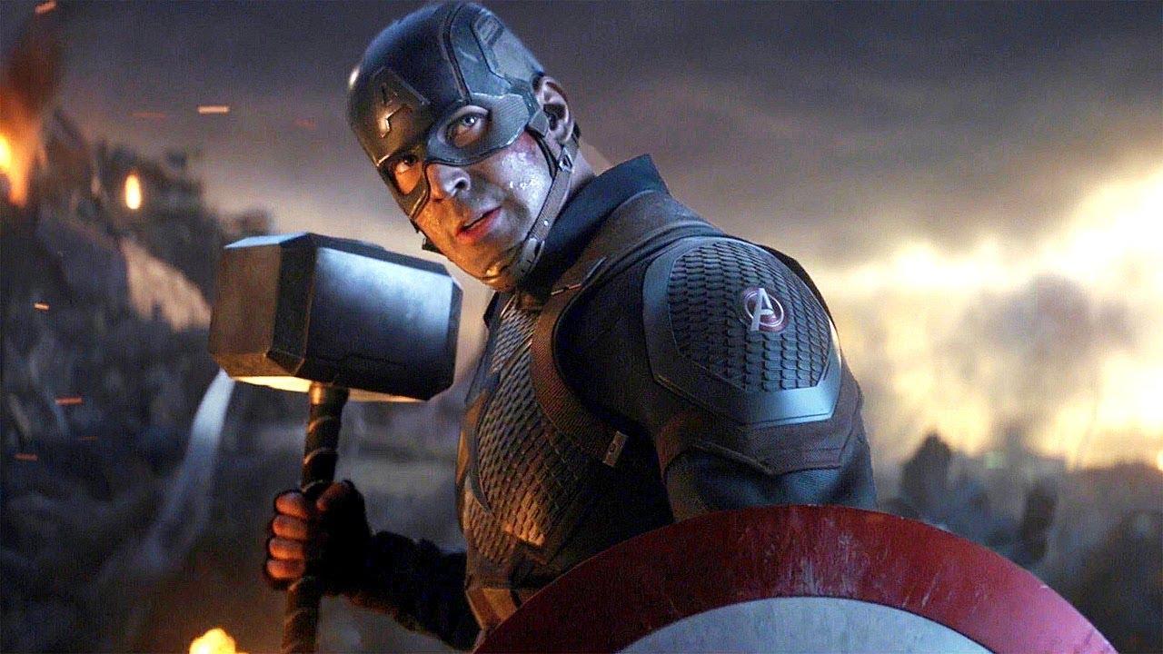 Captain America (Chris Evans) - Avengers : Endgame