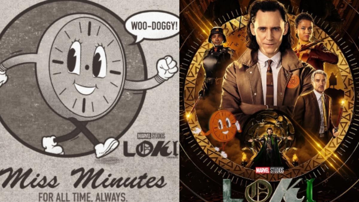 Miss Minutes - Loki