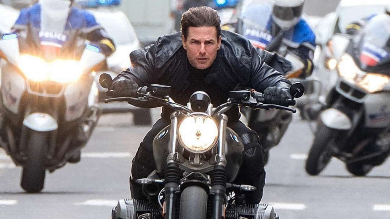 Ethan Hunt (Tom Cruise) - Mission Impossible 7