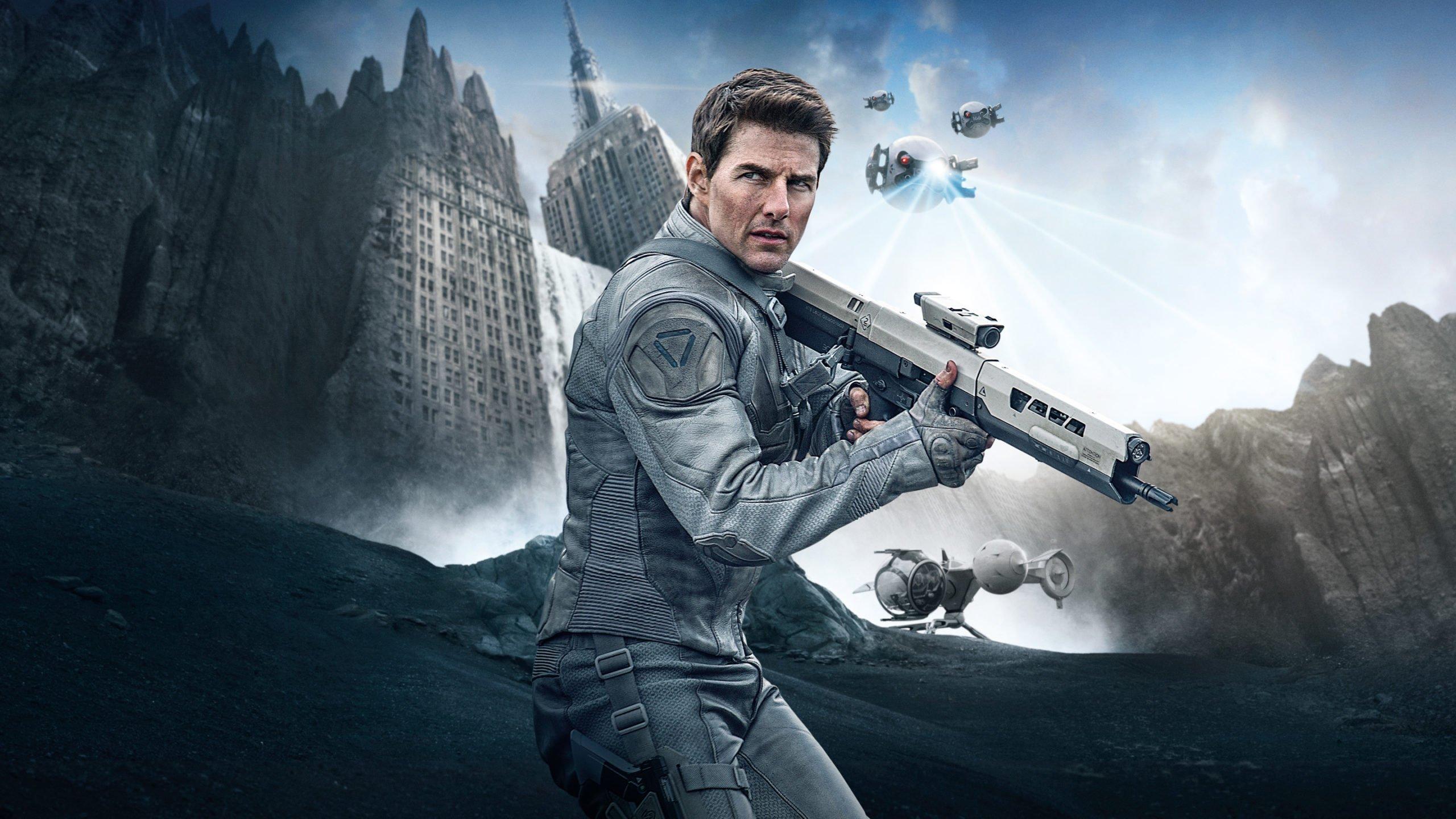Jack Harper (Tom Cruise) - Oblivion