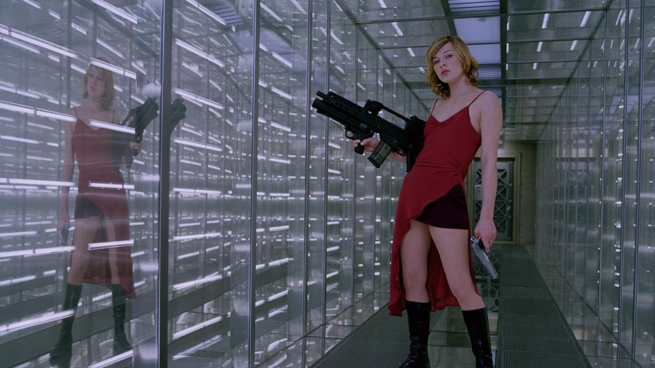 Alice (Milla Jovovich) - Resident Evil