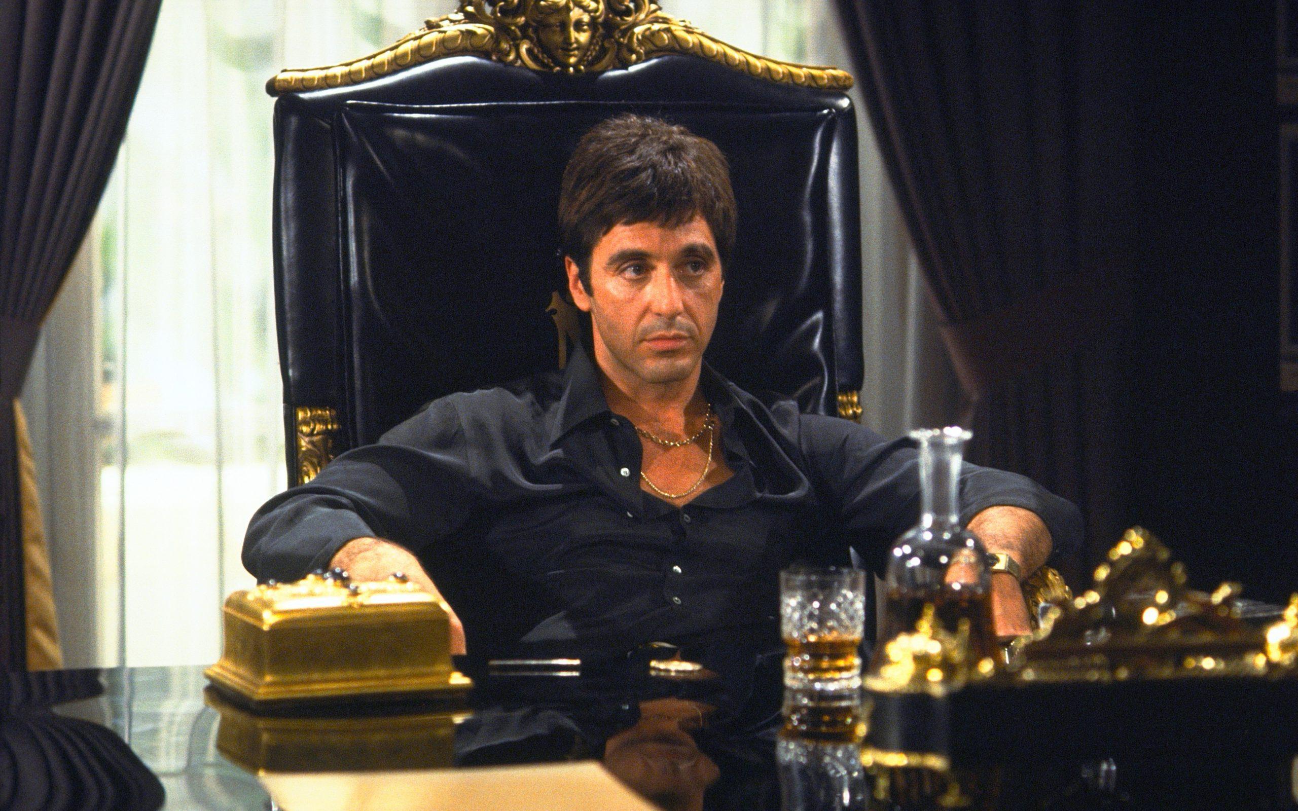 Antonio Montana (Al Pacino) - Scarface