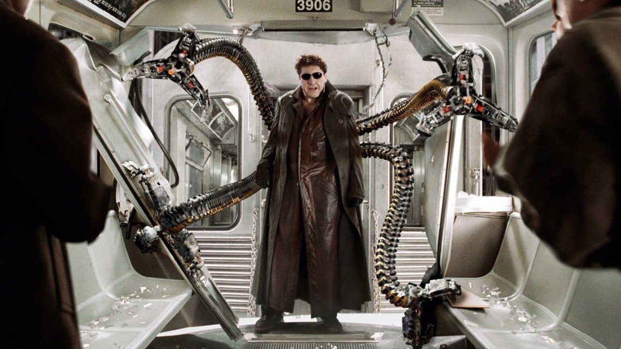 Dr Octopus (Alfred Molina) - Spider-Man