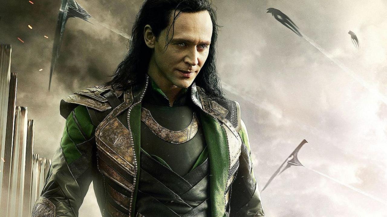 Loki (Tom Hiddleston) - Thor : Le Monde des ténèbres
