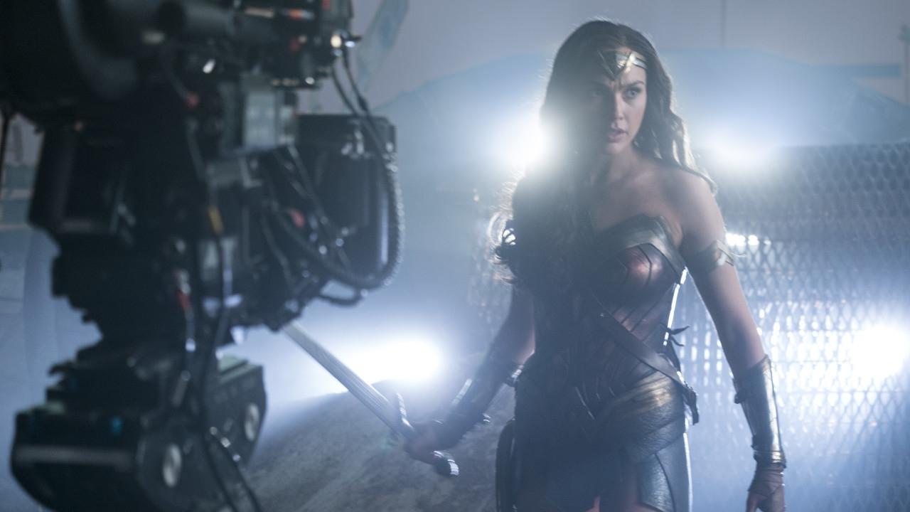 Wonder Woman (Gal Gadot) - Justice League