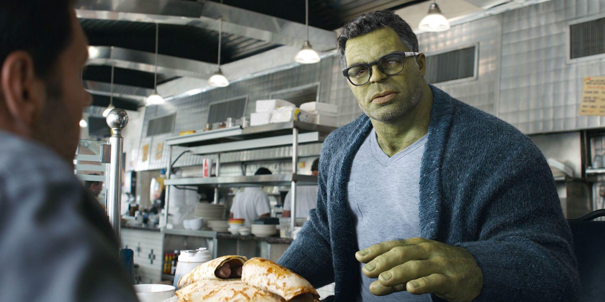 Bruce Banner (Mark Ruffalo) - Avengers : Endgame