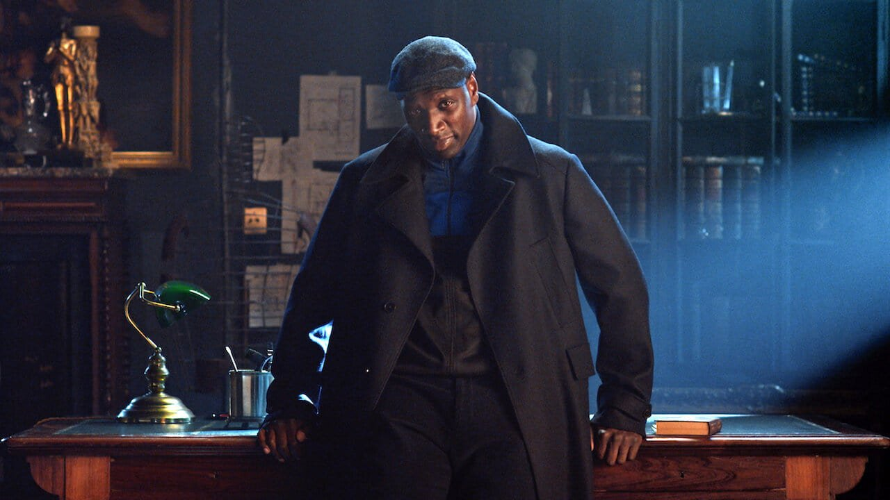 Assane Diop (Omar Sy) - Lupin