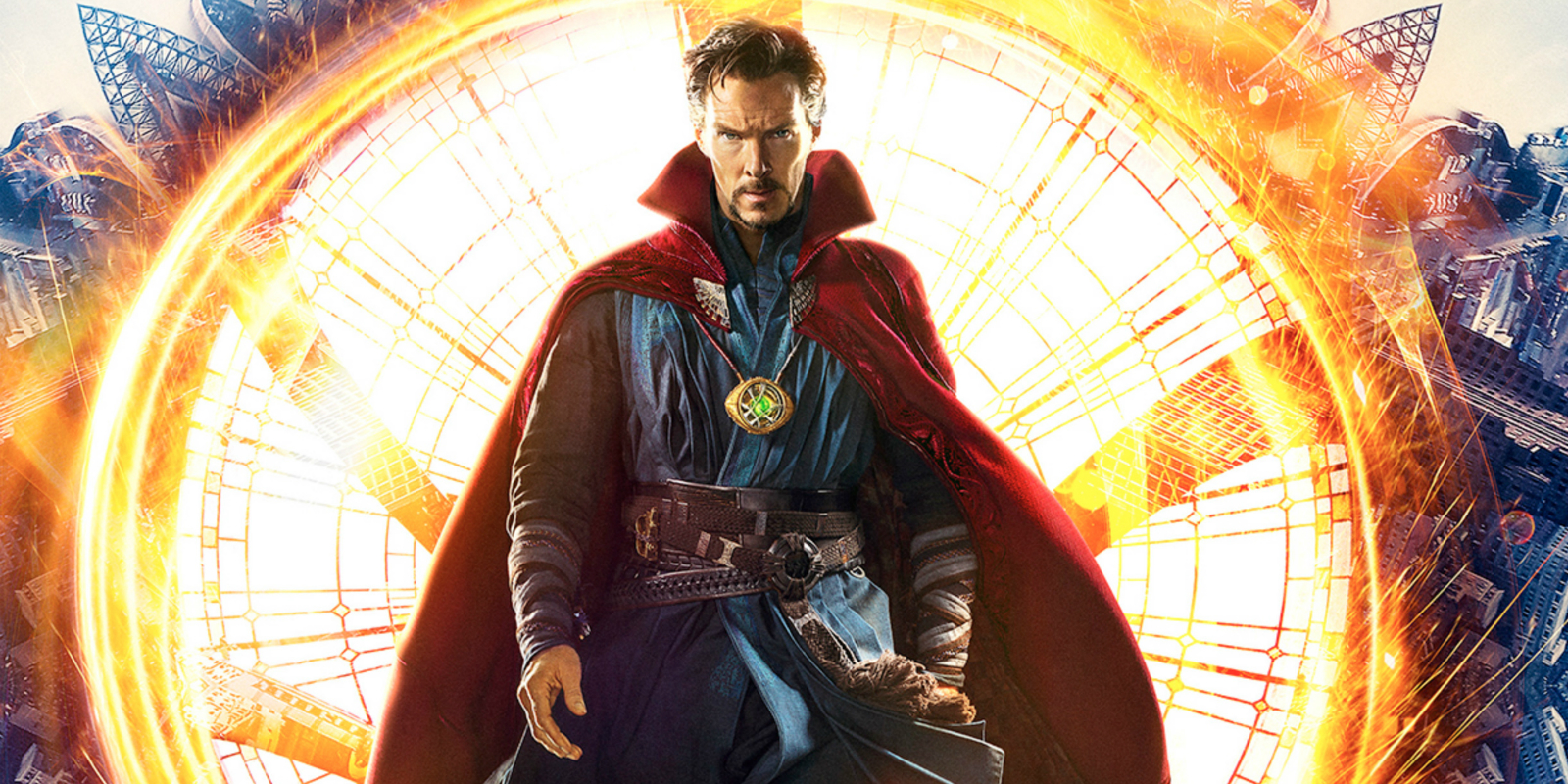 Stephen Strange (Benedict Cumberbatch) - Doctor Strange