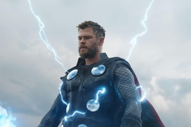 Thor (Chris Hemsworth) - Avengers : Infinity War