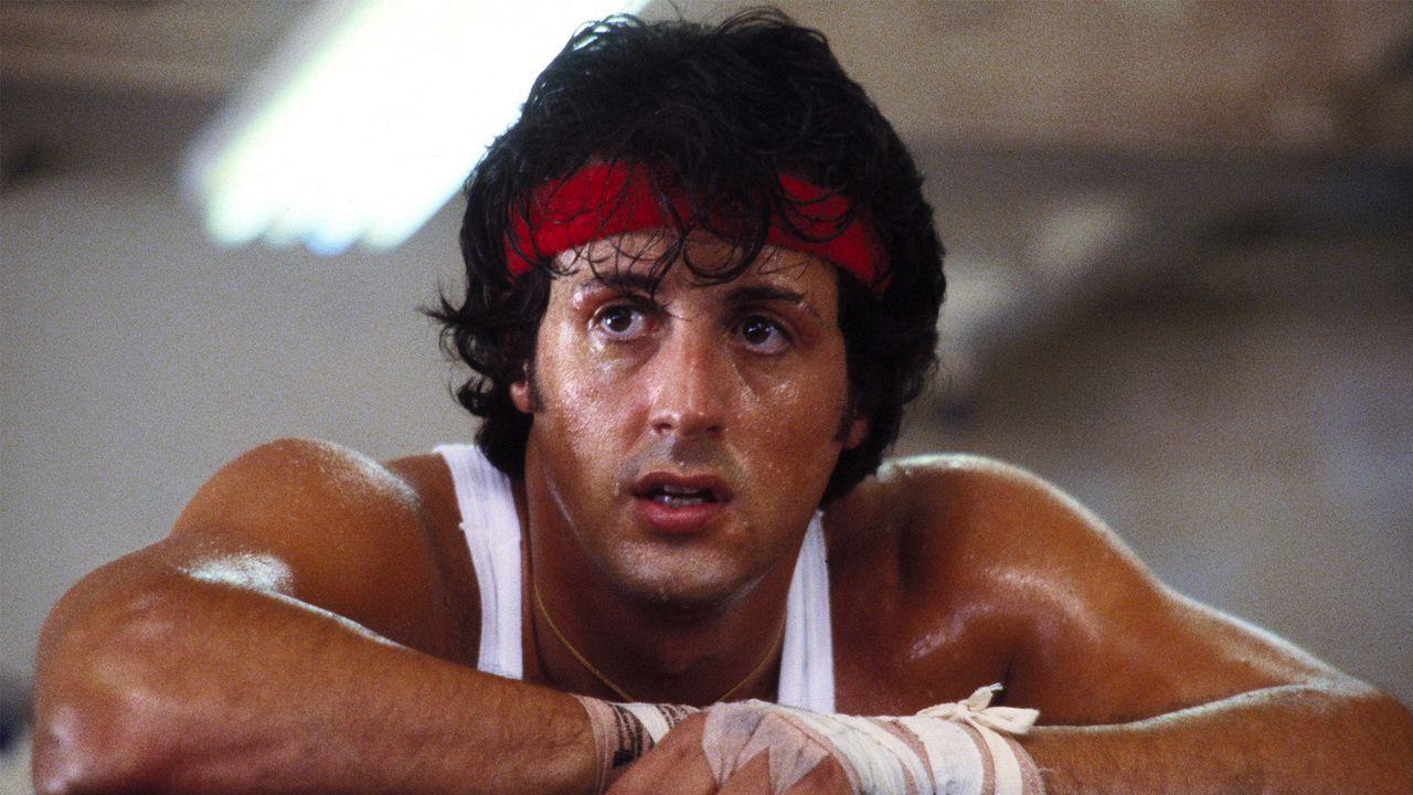 Rocky Balboa (Sylvester Stallone) - Rocky II