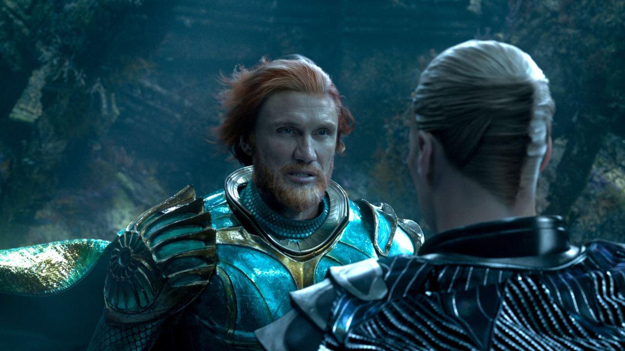 King Nereus (Dolph Lundgren) - Aquaman