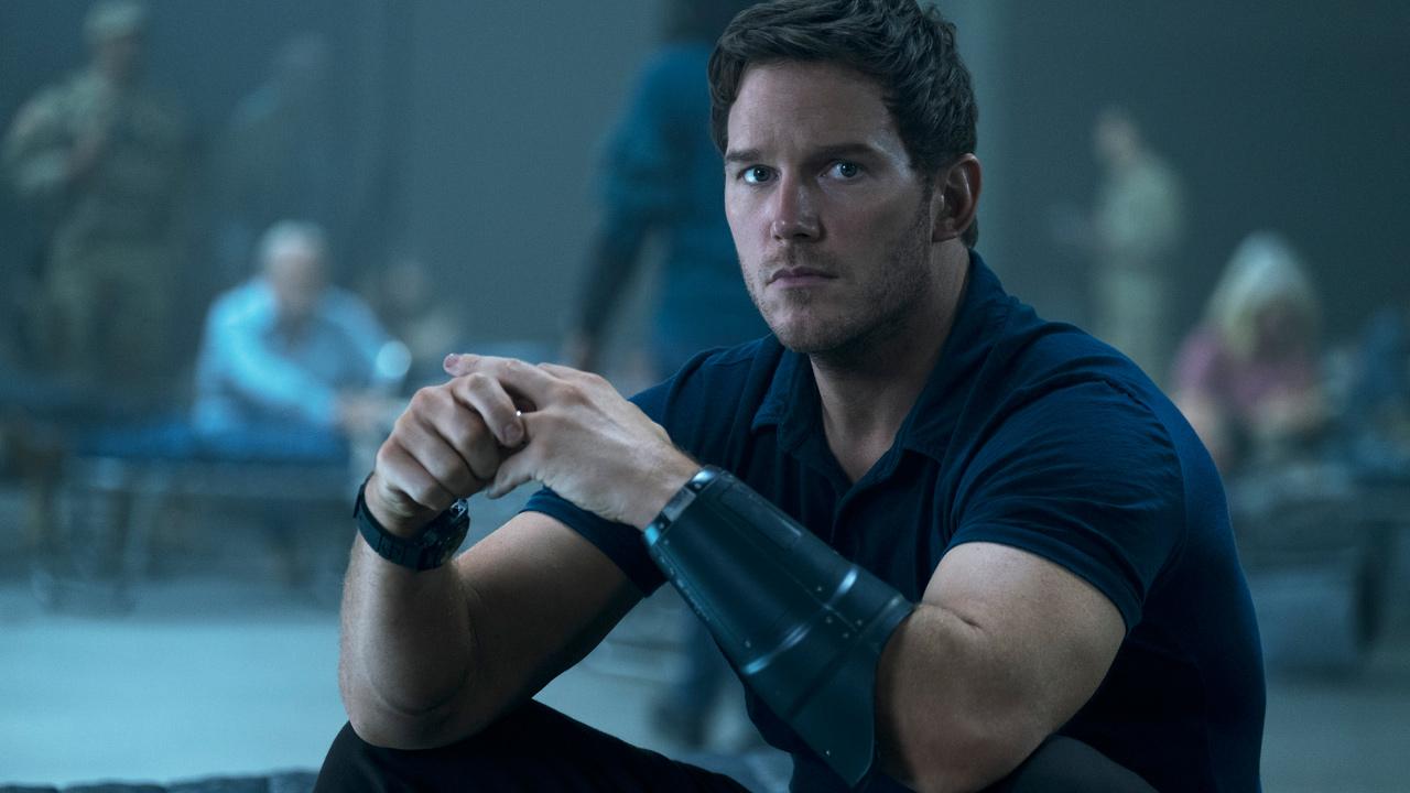 Dan Forester (Chris Pratt) - The Tomorrow War