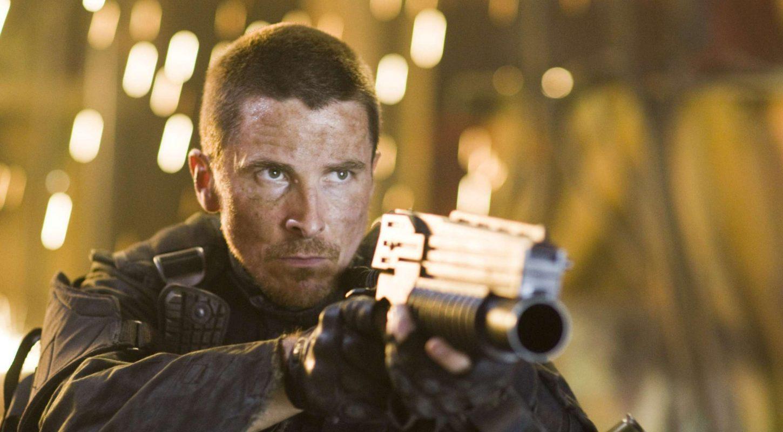John Connor (Christian Bale) - Terminator : Renaissance