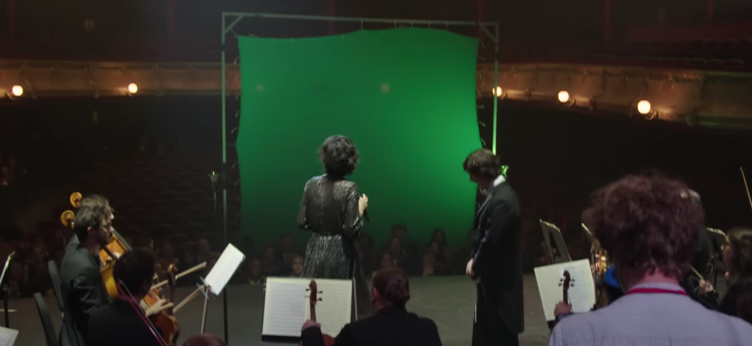 Lupin partie 2 - making-of