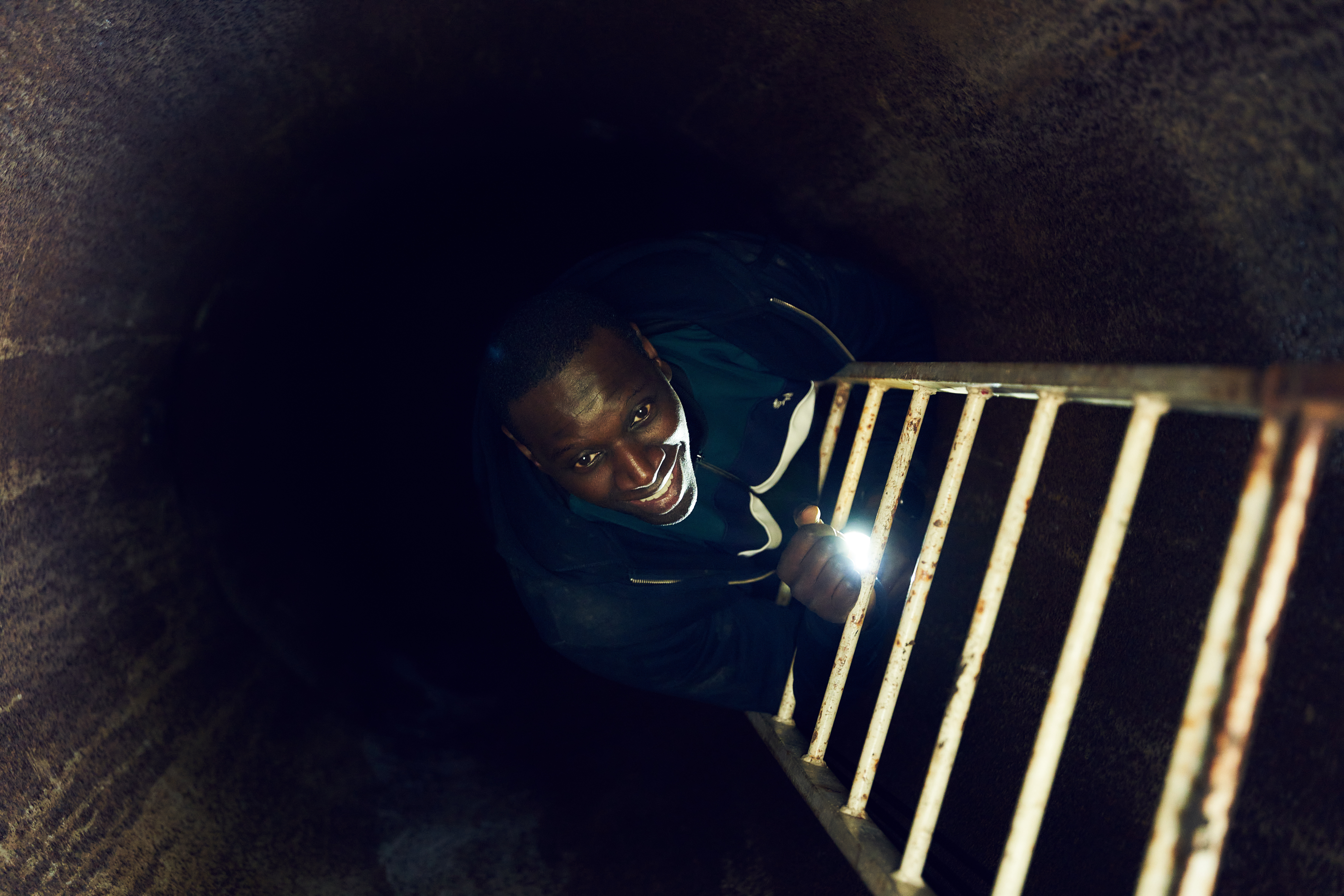 Assane Diop (Omar Sy) - Lupin partie 2