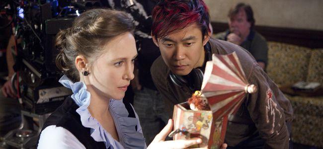 Vera Farmiga et James Wan - Conjuring