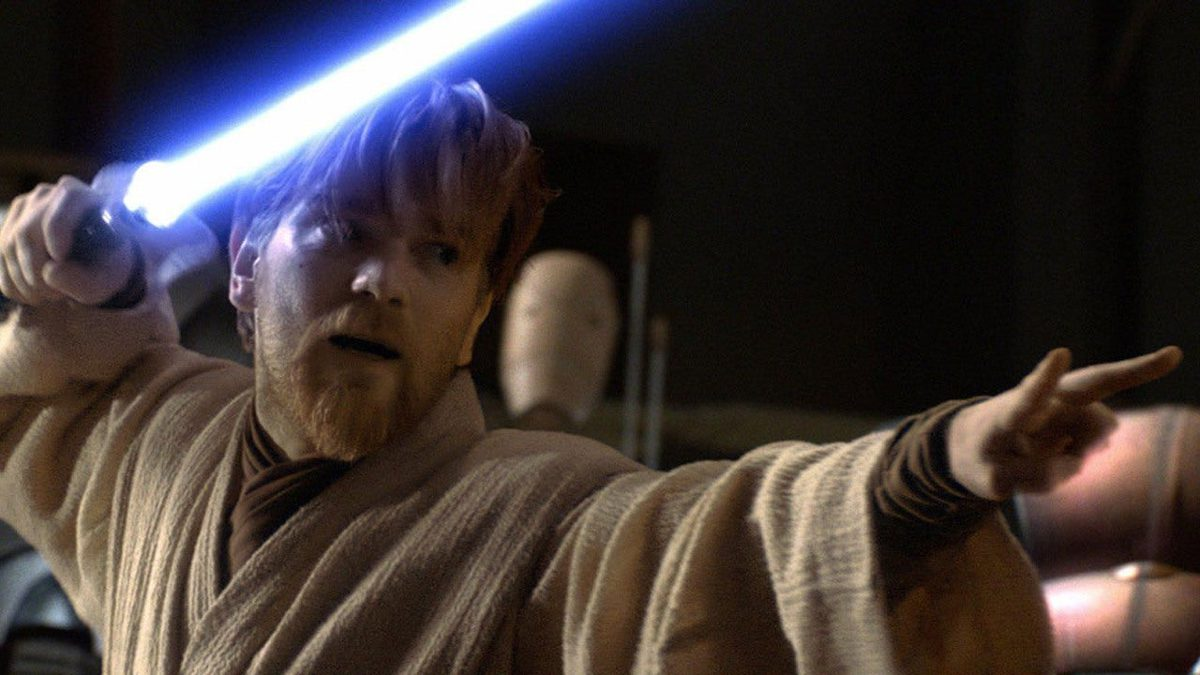 Obi-Wan Kenobi (Ewan McGregor) - Star Wars III : La Revanche des Sith