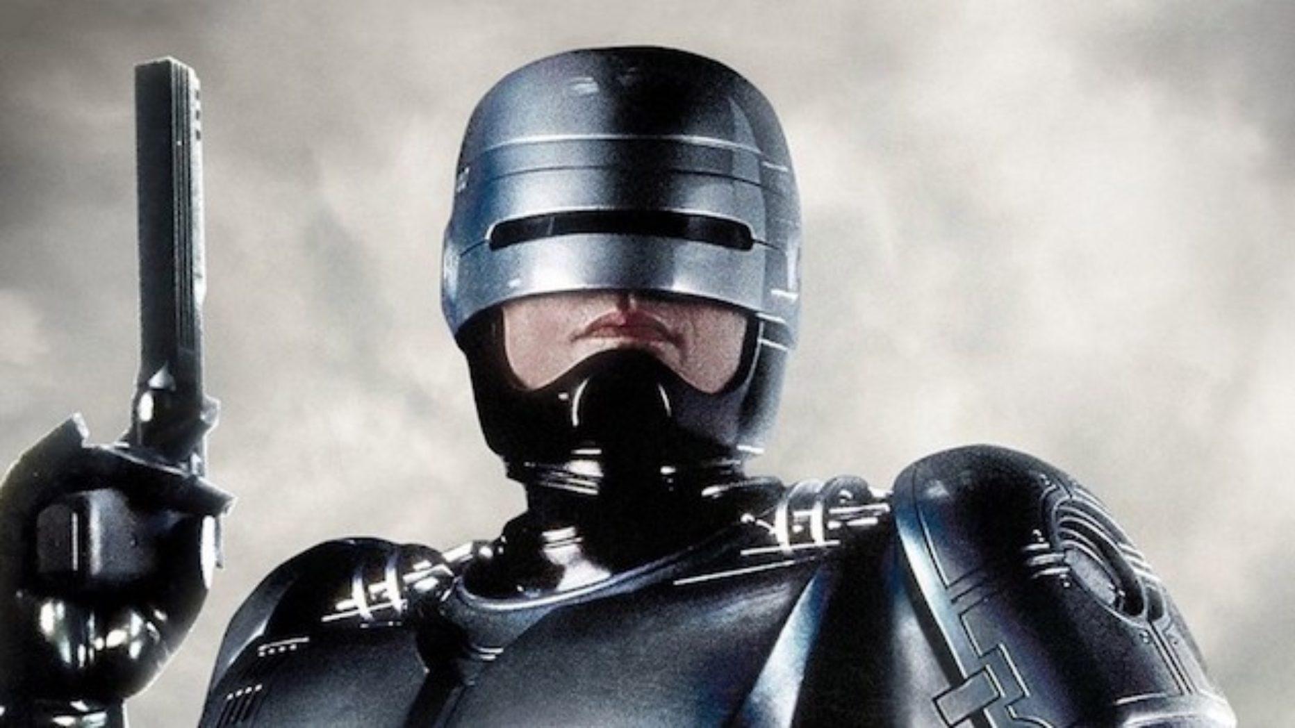 Alex J. Murphy (Peter Weller) - RoboCop