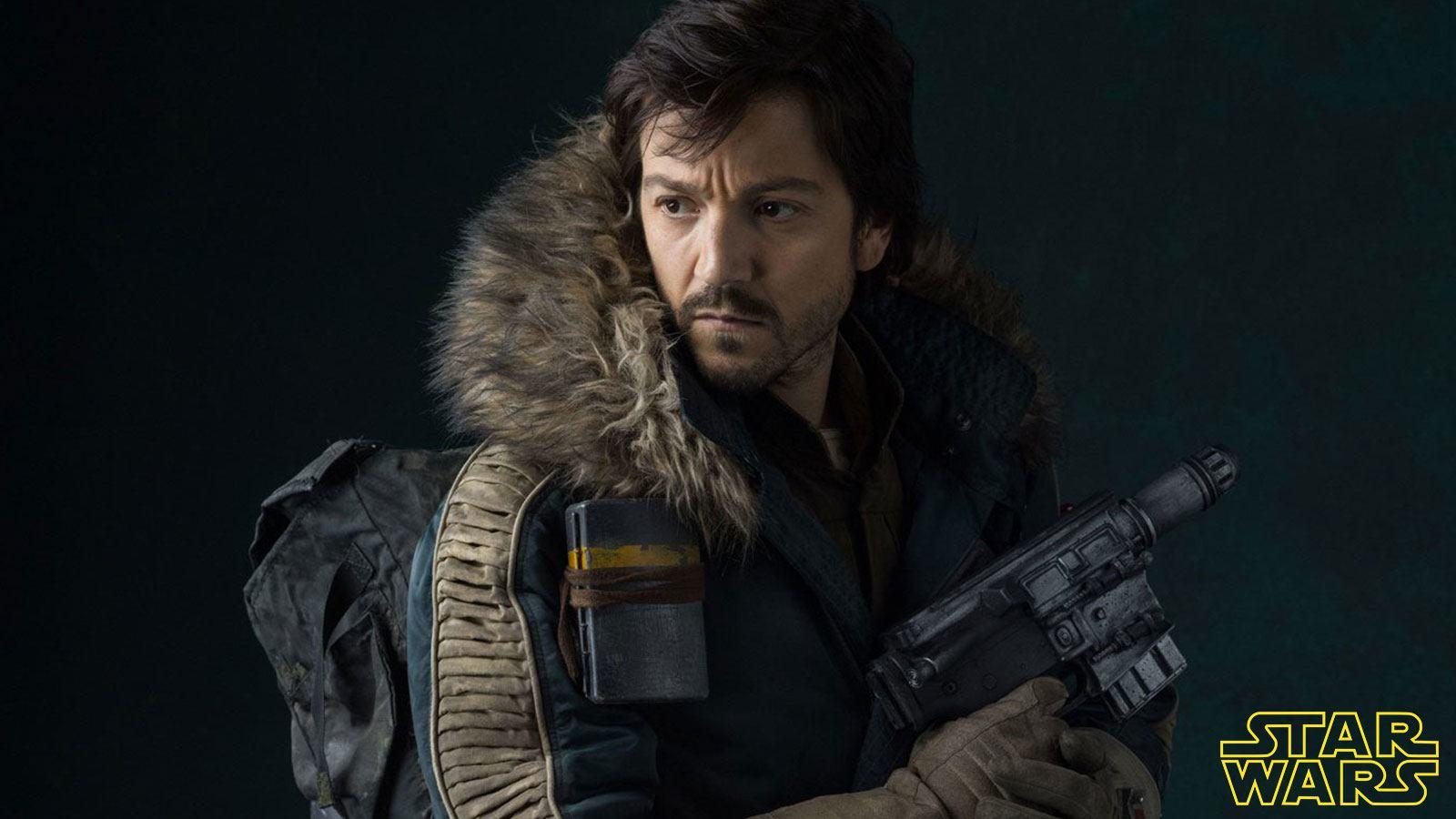 Cassian Andor (Diego Luna) - Rogue One : A Star Wars Story