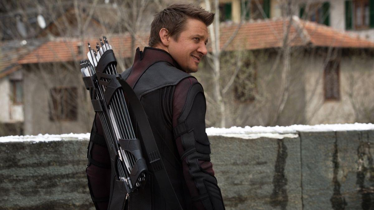 Clint Barton (Jeremy Renner) - Avengers : l'ère d'Ultron