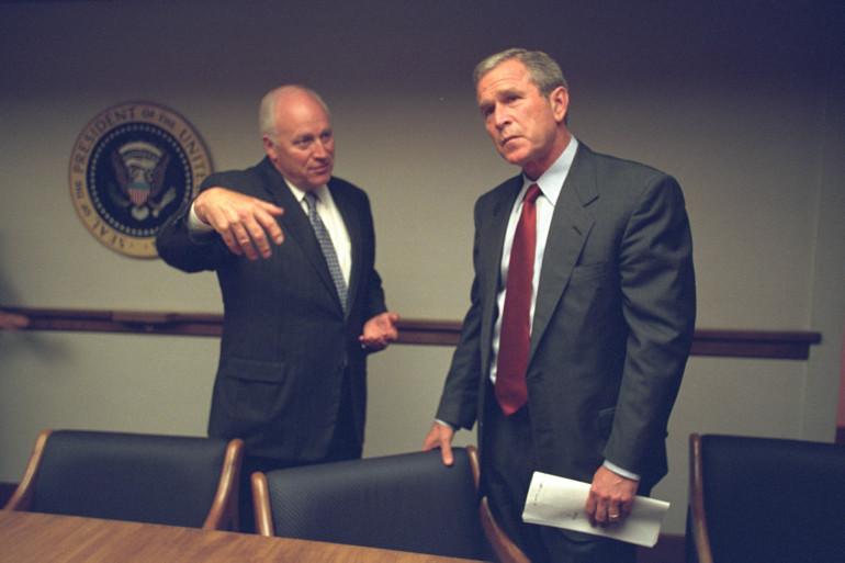 George W. Bush & Dick Cheney