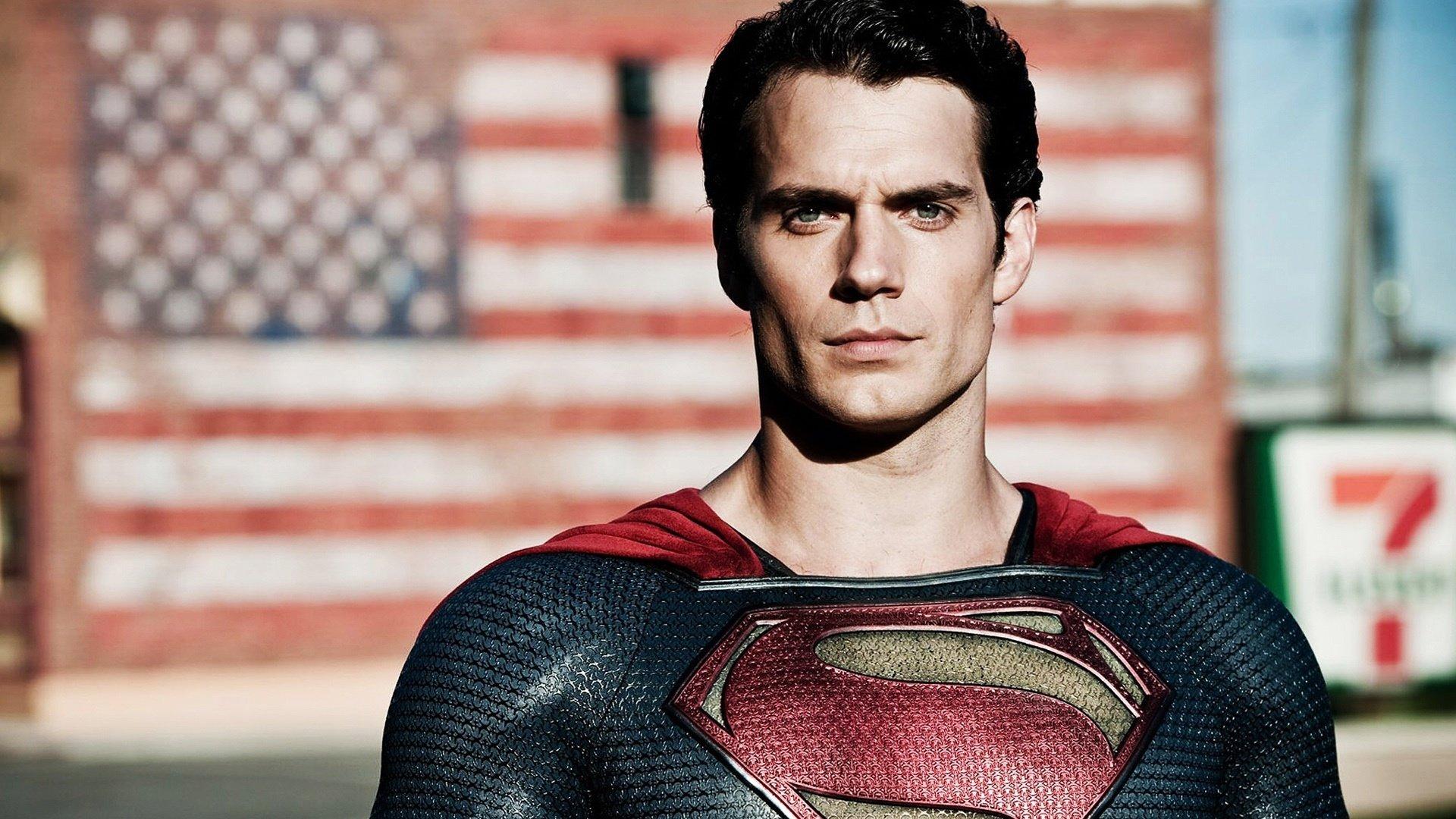 Henry Cavill (Superman) - Man of Steel