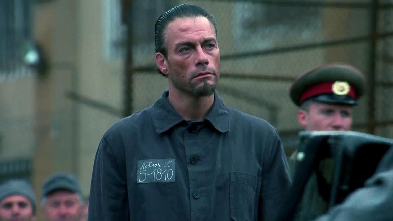 Kyle LeBlanc (Jean Claude Van Damme) - In Hell