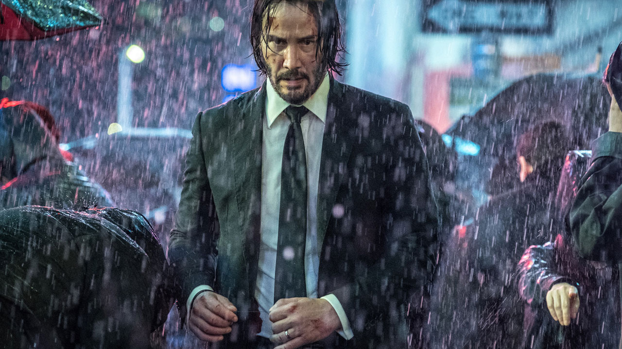 John Wick (Keanu Reeves) - John Wick : Parabellum