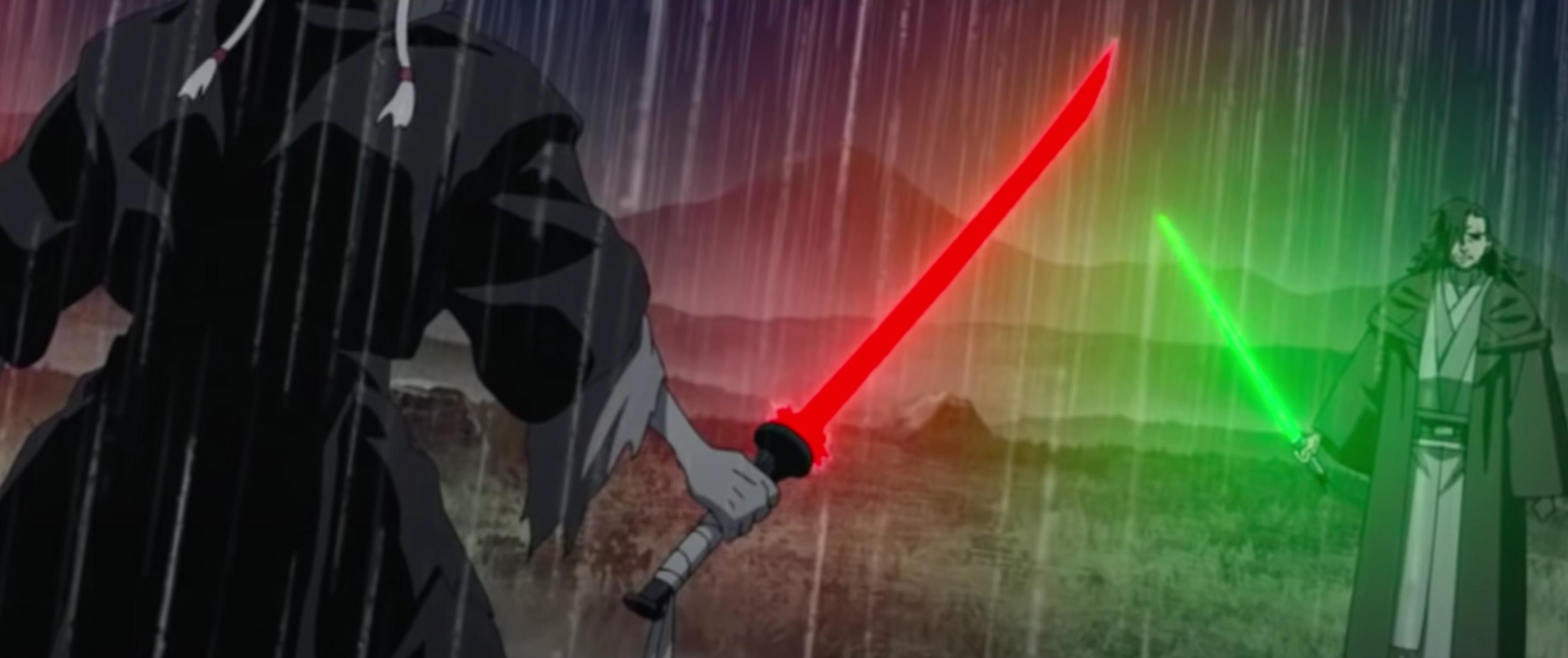 Star Wars : Visions
