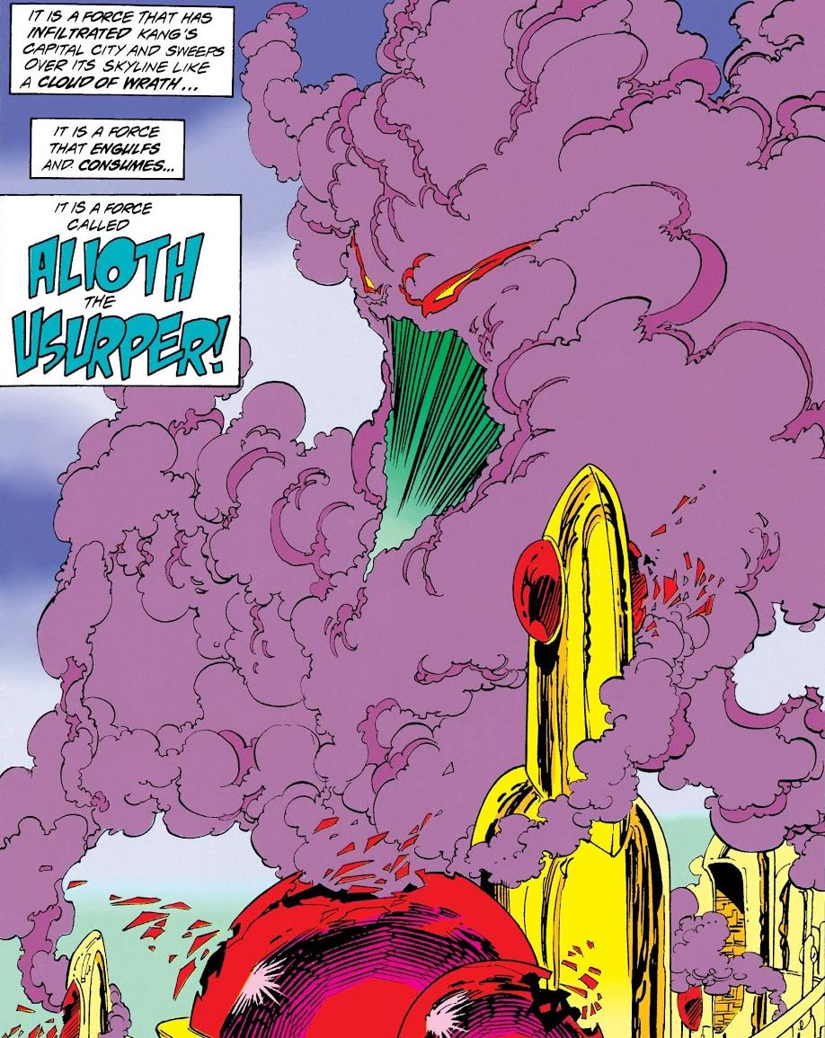 Alioth - Avengers: The Terminatrix Objectif