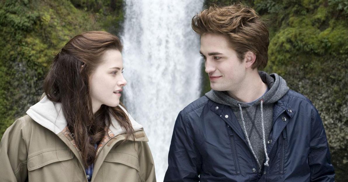 Kristen Stewart (Bella Swan), Robert Pattinson (Edward Cullen) - Twilight chapitre 1