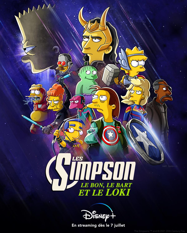 Le Bon, le Bart et le Loki