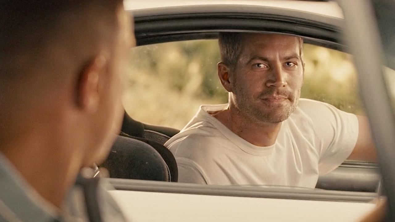 Bryan (Paul Walker) - Fast and Furious 7