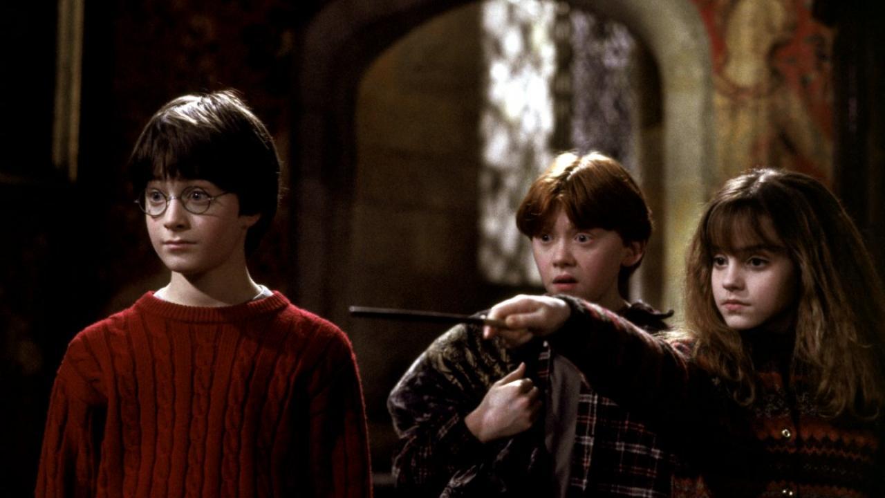 Harry Potter à l'école de sorciers