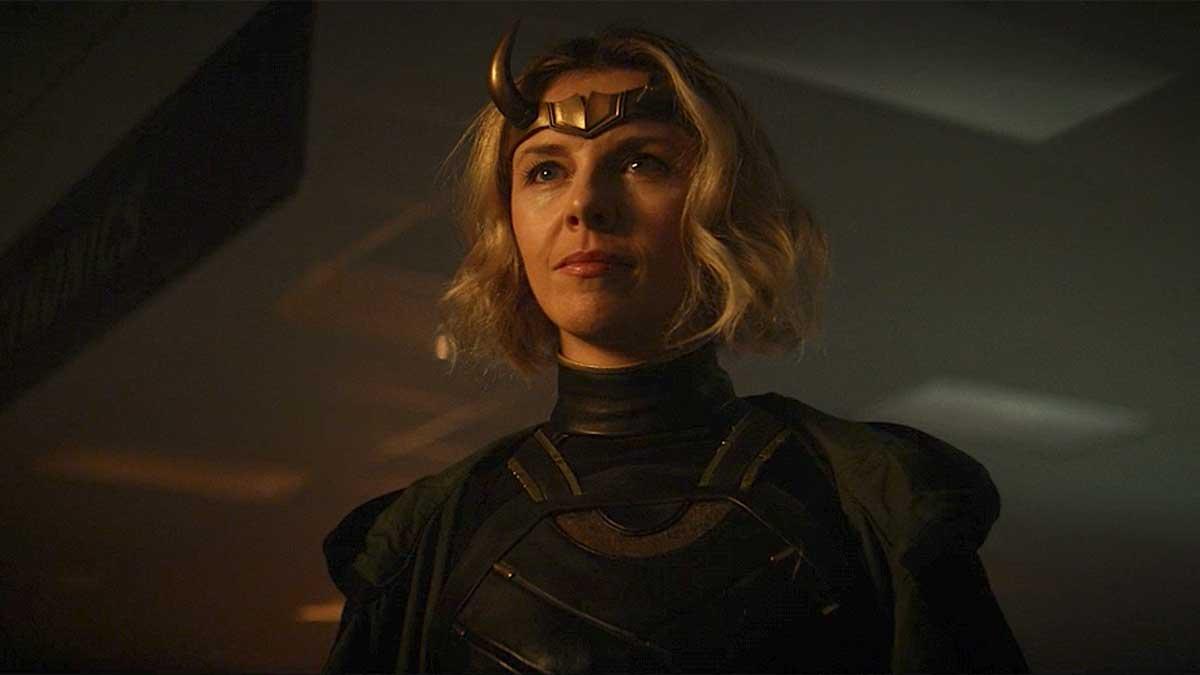 Sylvie (Sophia Di Martino) - Loki