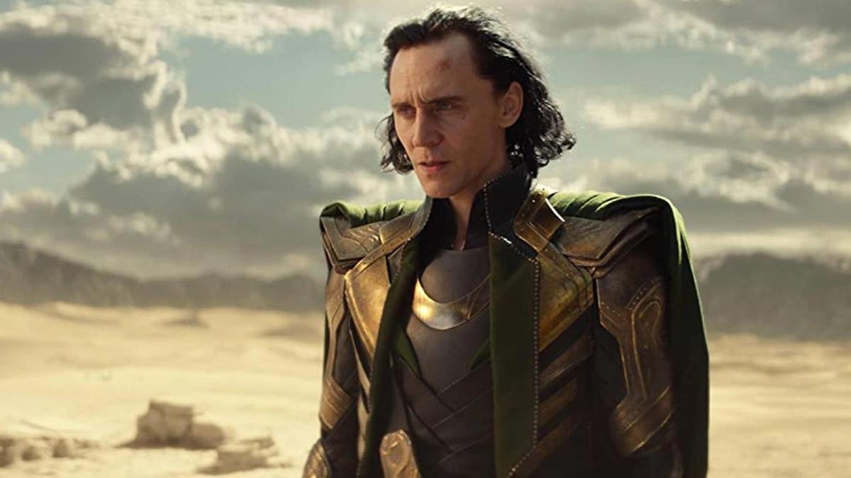 Loki (Tom Hiddleston) - Loki