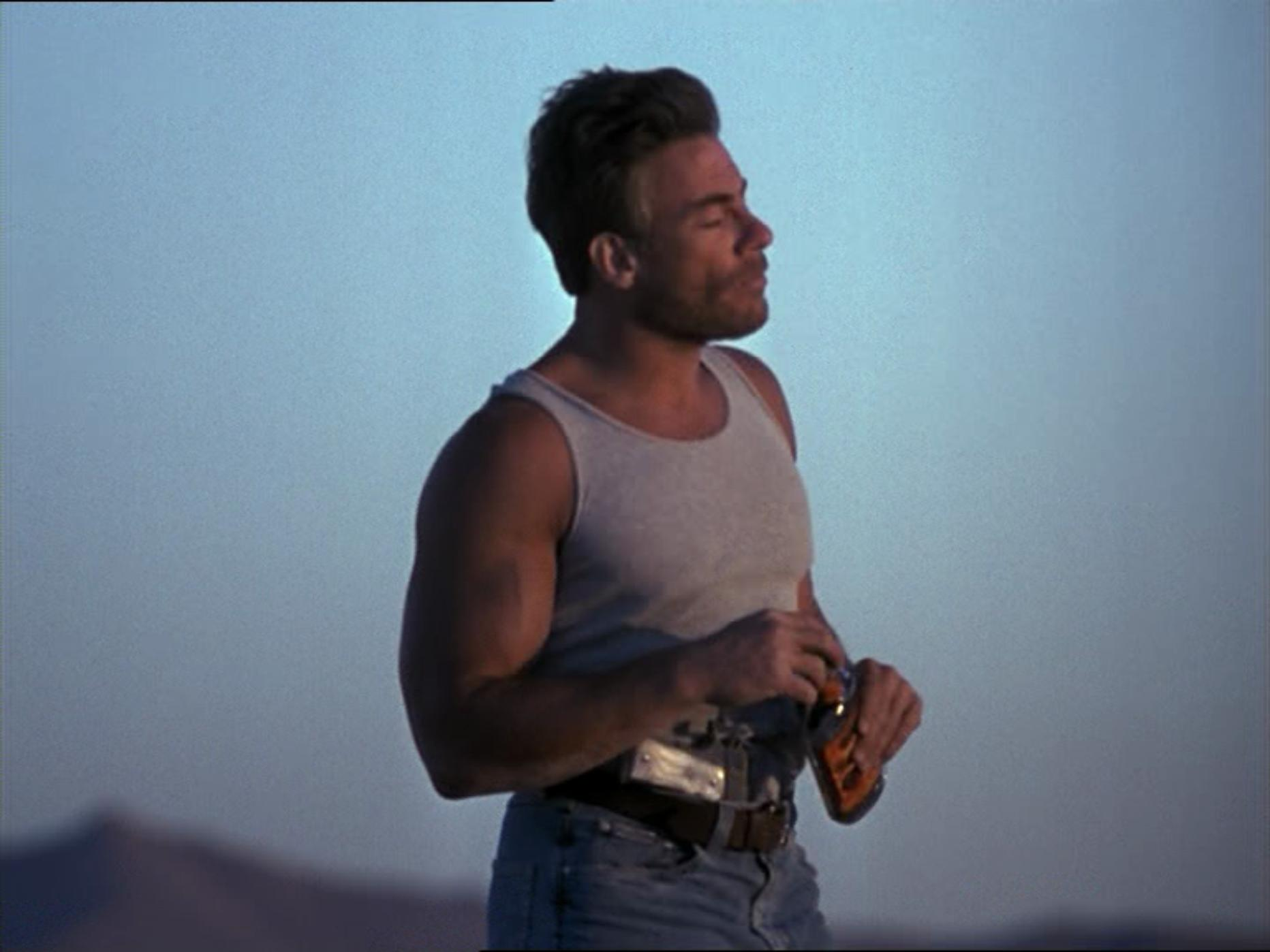 Eddie Lomax (Jean-Claude Van Damme) - Inferno