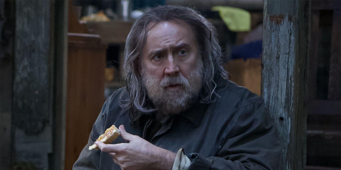 Rob (Nicolas Cage) - Pig