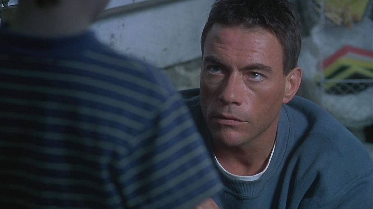 Edward Garrotte (Jean-Claude Van Damme) - Replicant