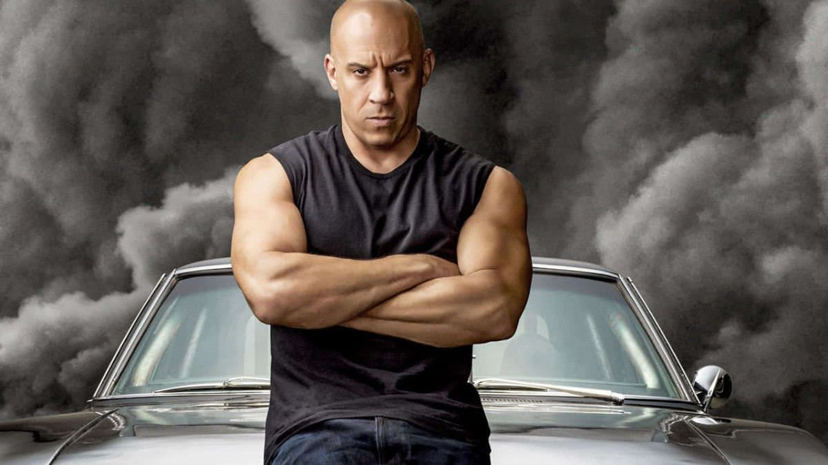 Dominique Toretto (Vin Diesel) - Fast and Furious 9