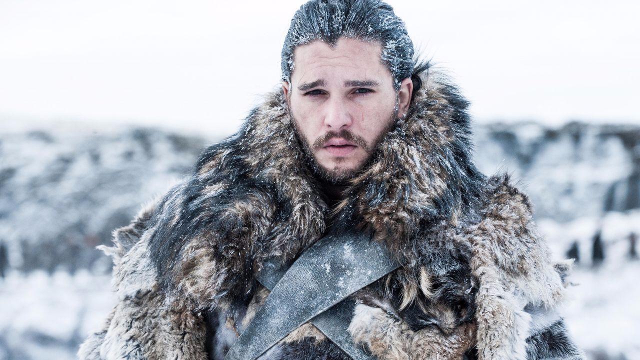 Jon Snow (Kit Harington) - Game of Thrones